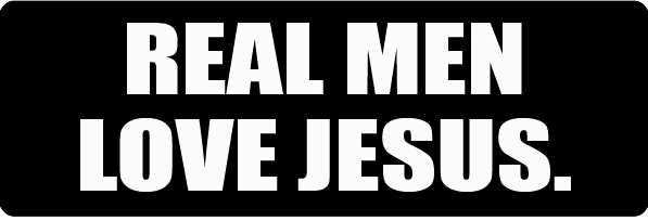 real-men-love-jesus