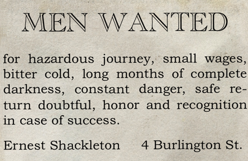 Wanted-A Man